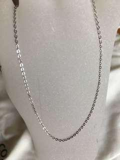 🚚 Italian Silver Necklace