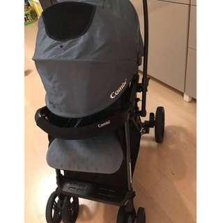 Combi Stroller w/ board to attach for standing / Combi BB車 (+企板)