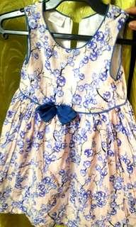Little Miss Dress 4T