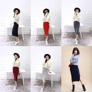 Woman pencil skirt