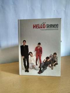 SHINee Hello - The 2nd Album Repackage