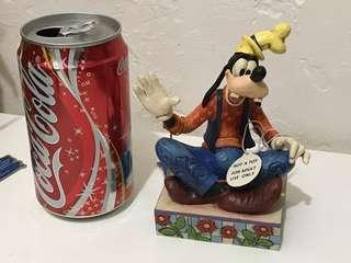 迪士尼 Disney Collections Jim Shore Figures - 高飛 Goofy Figure 擺設