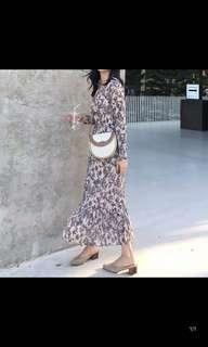 🚚 Flower dress