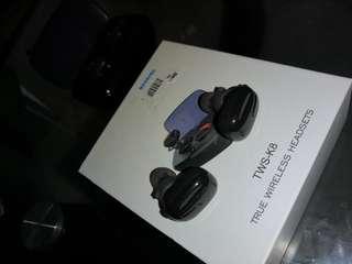 Tws-k8 super bass earbuds