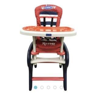 🚚 BNIB Lucky Baby Multi-way High Chair