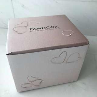 Pandora Wooden Musical Jewelry Box