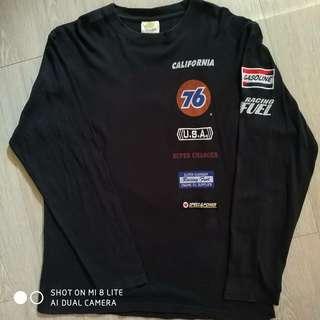 76 Lubricants Long Sleeve Shirt