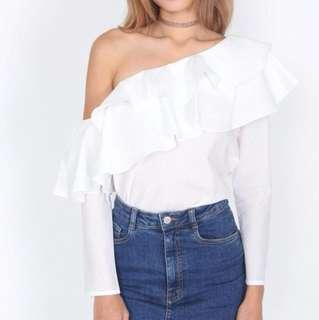 To Clear: MDS Riva Top in White