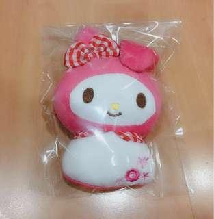 To Clear: My Melody retractable pouch/EZ-Link card holder