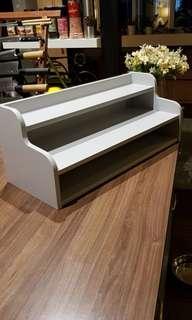 White Table /Wall Shelf