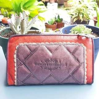 SPENCER & RUTHERFORD GENUINE LEATHER PURSE