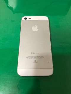 IPhone5 32G  silver