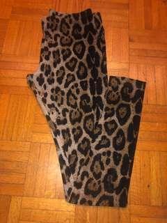 ALDO Cheetah Print Leggings