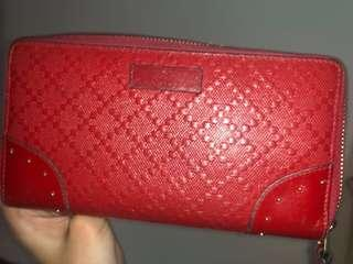 Gucci wallet preloved authentic