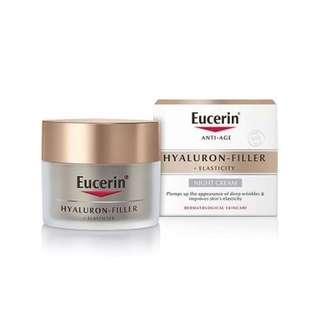 Eucerin Hyaluron - Filler + Elasticity Night Cream 50ml
