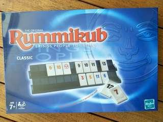Rummikub 2-4 Players Rummy Tile Rummy O Board game