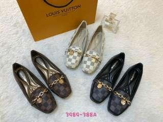 Korea soft leather shoes