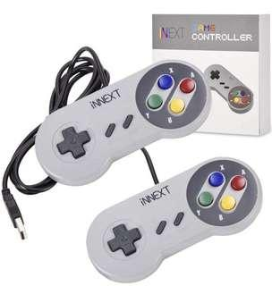 iNNEXT 2x Classic USB controller for Windows,PC,Mac and Raspberry Pi System