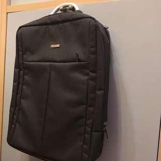實用袋 實用袋 電腦袋 computer backpack, multi functional backpack 背囊 背包 萬用袋 平 donut