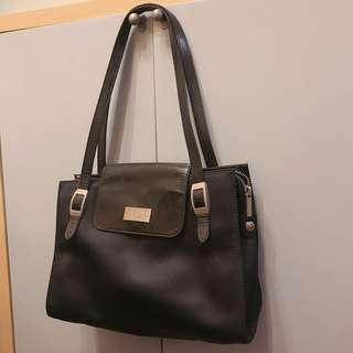 全新 女裝皮革手袋 Elle women leather handbag