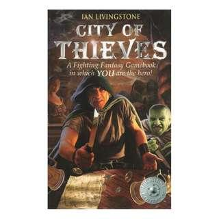 (Bless) CITY OF THIEVES