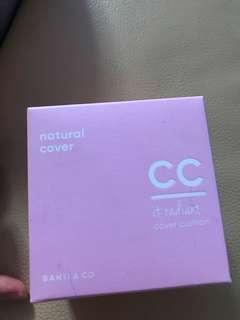 包平郵 Banila Co CC cover cushion BP15 it's radiant bb cushion