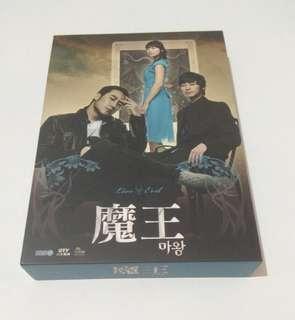 🚚 魔王 韓劇 申敏兒 DVD 全20集