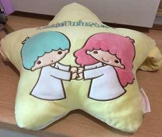 Sanrio little twin stars 按摩咕𠱸
