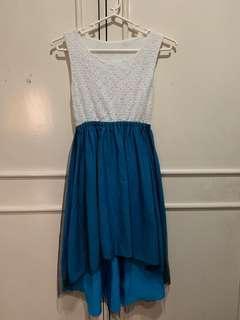 Girl's Lace Dress
