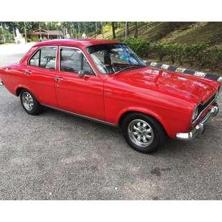 FORD ESCORT [ANTIQUE CAR]