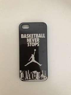 iPhone 5/5s/SE Case Basketball Edition