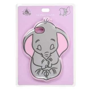 [日本迪士尼商店代購] 小飛象 DUMBO 矽膠手機殼 (適用於 IPhone 6/6s/7/8)