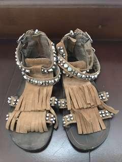 Ash Gladiator Sandals size 28