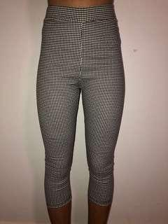 Valley Girl Checkered Pants