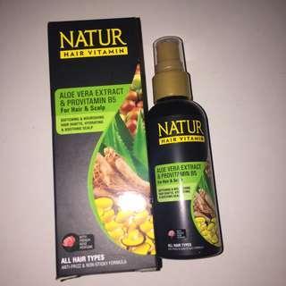 (NEW) Natur Hair Vitamin