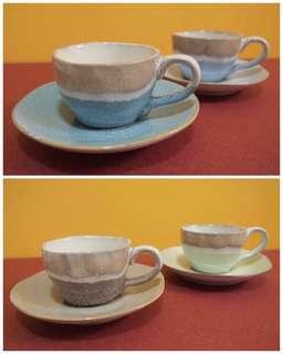 茶杯碟 套裝 ceramics tea cup gift set with box