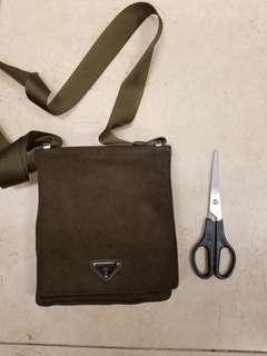 Prada vintage bag  中古斜揹袋
