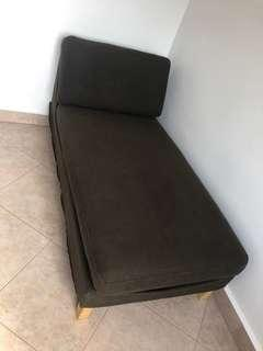 Ikea Karlstad Chaise Lounge for Sale