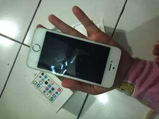 iPhone 5 Second Mulus Full set ori