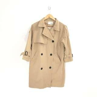 Korean Trench Coat XL