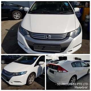 Honda Insight Hybrid/Civic Hybrid from $50 / day