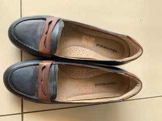 Obermain Shoes Vintage Genuine Leather