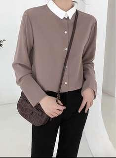 BRAND NEW Button blouse