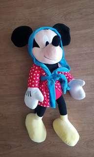 🚚 Large Micky Mouse soft toy