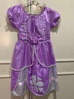 Sofia Princess Dress 4-6yr