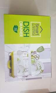 Smart Living Dish Drainer Rack