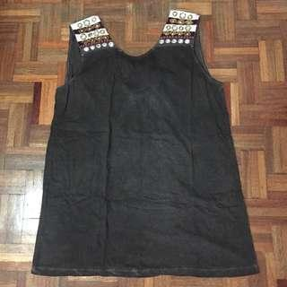 Zara sleeveless top