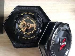 Casio G-shock (GA-110GB-1A)