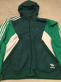 中碼Adidas Original 雙面風衣