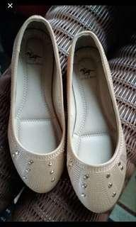 Flat shoes Polo Hill